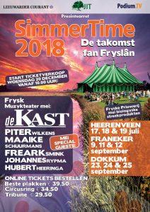 Simmertime2018 LF2018 Heerenveen Franeker Dokkum
