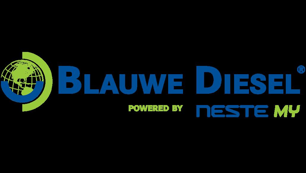 Blauwe diesel Partner Simmertime 2018